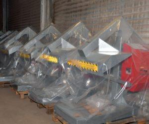 Müllverdichter CP 1100