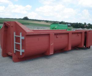 Sonderserie Abrollcontainer nach DIN 30 722
